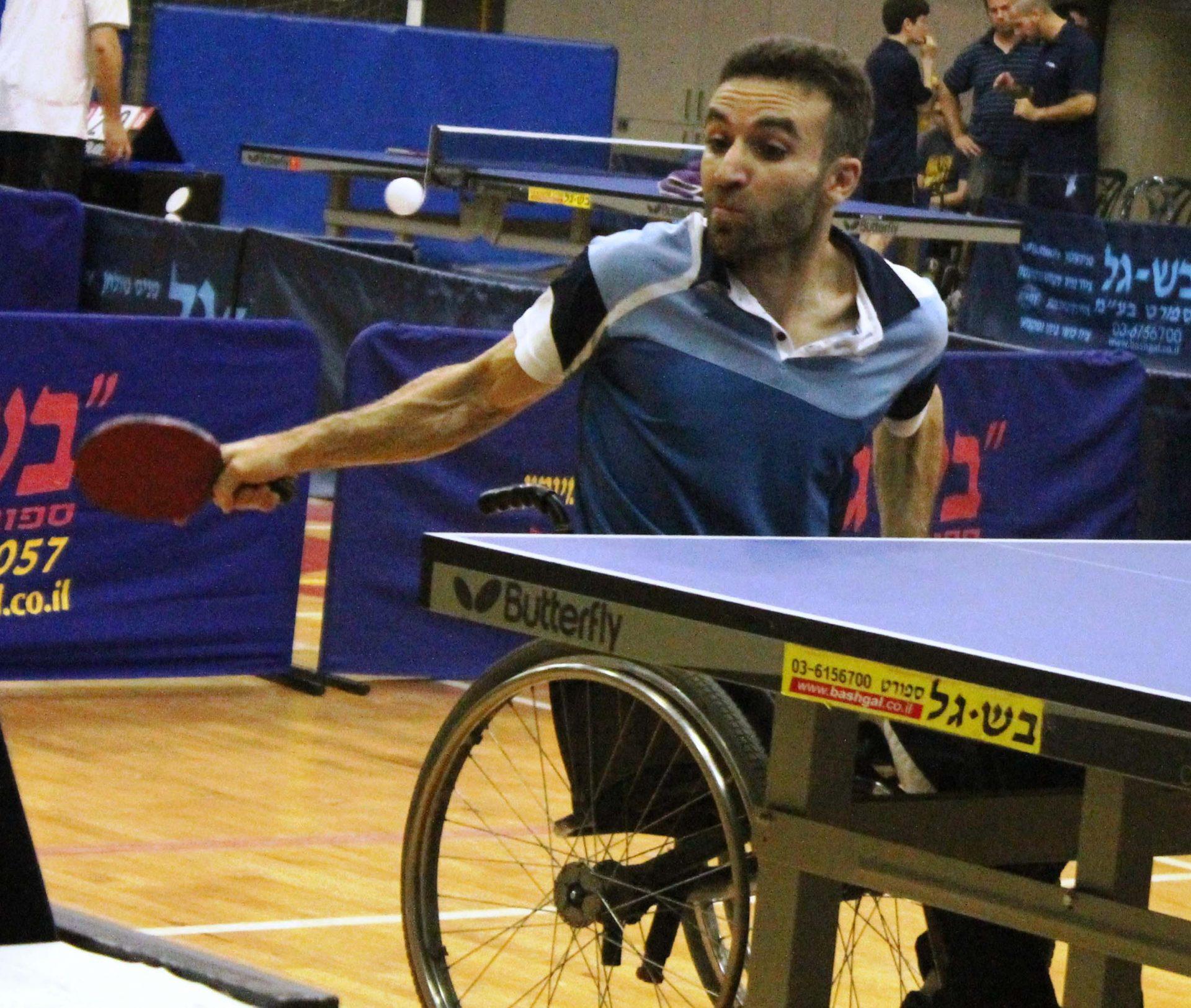 אליפות ישראל בטניס שולחן