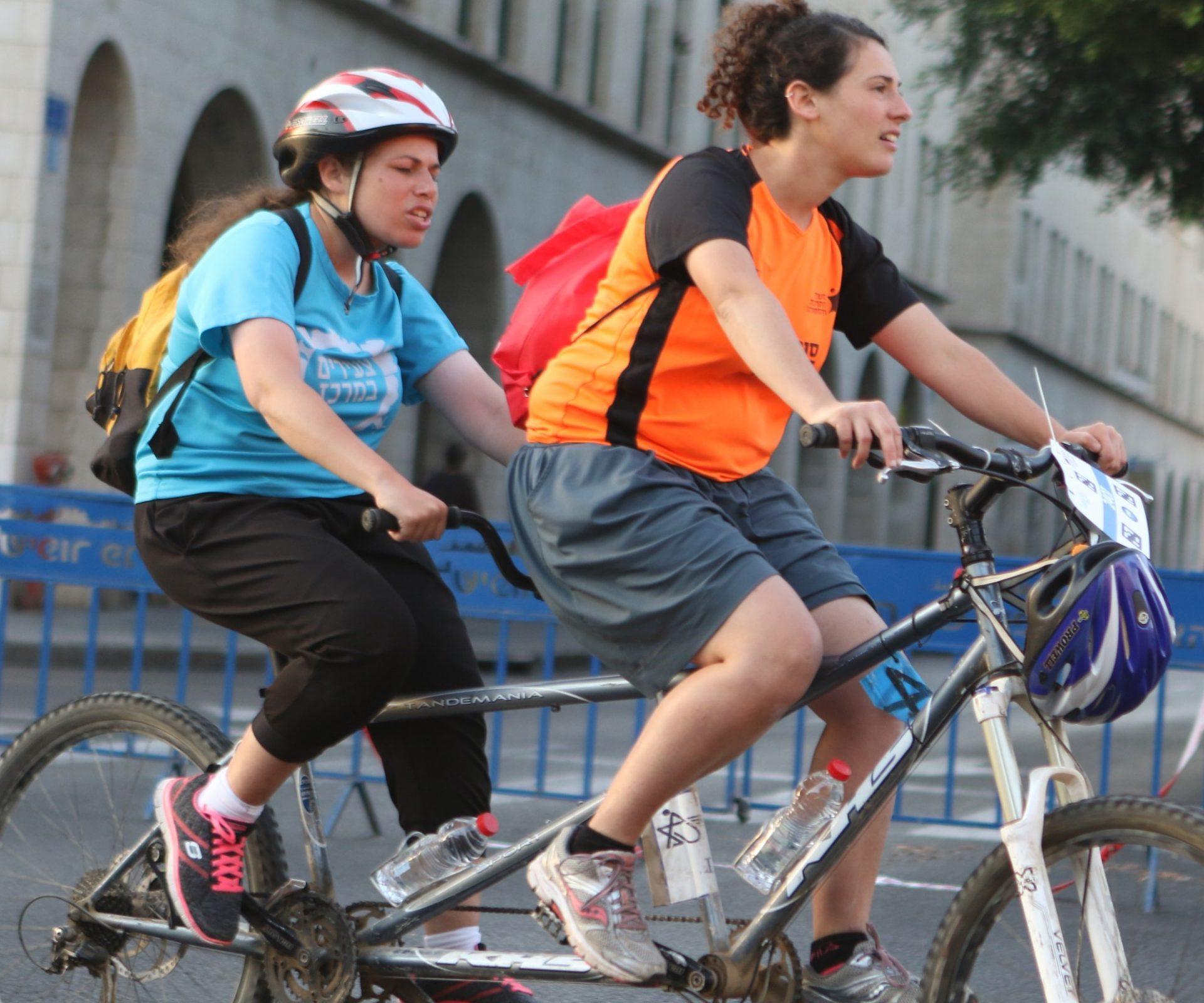 נדחה - אליפות ישראל באופני טנדם