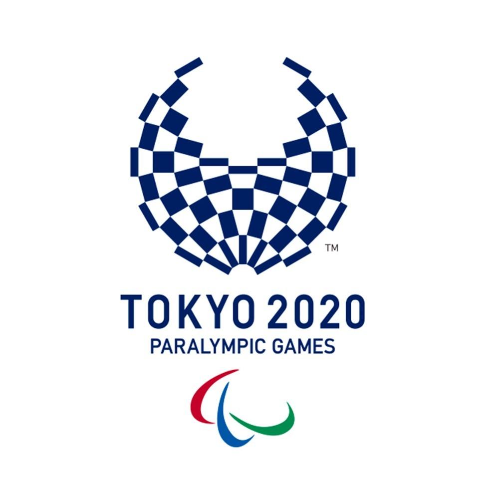 לוגו המשחקים הפראלימפיים טוקיו 2021