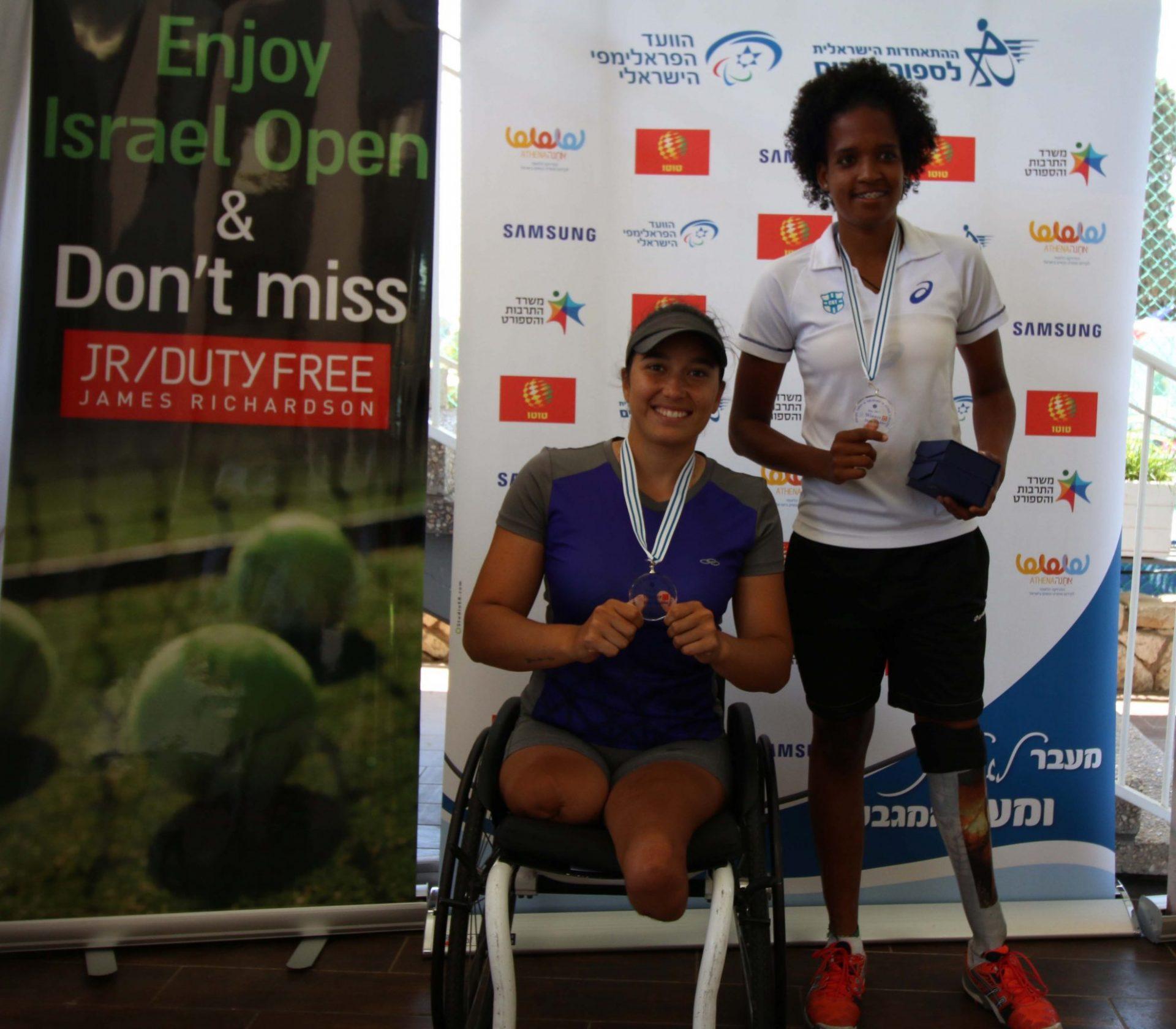 אליפות ישראל הפתוחה בטניס כסאות גלגלים