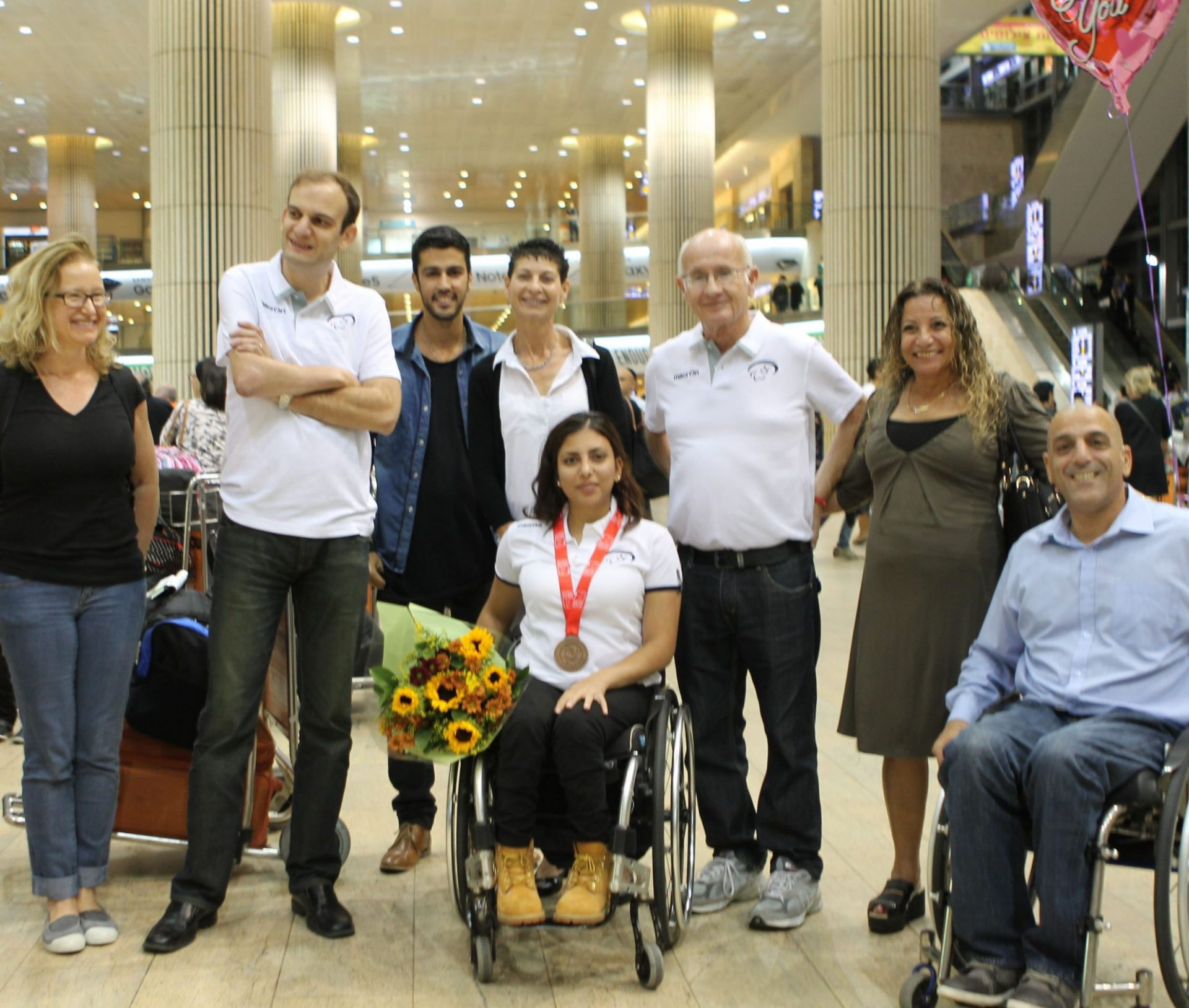 קרולין טביב - מדלייד ארד באליפות אירופה בטניס שולחן 2015