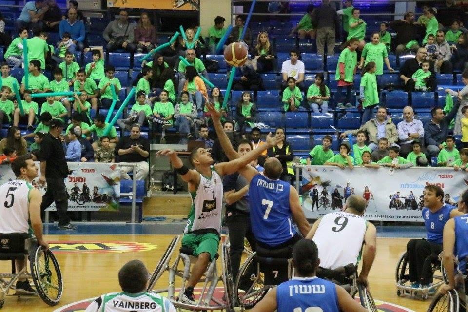 גביע המדינה בכדורסל בכסאות גלגלים 2019