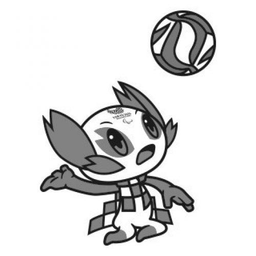 כדורעף-שחורלבן